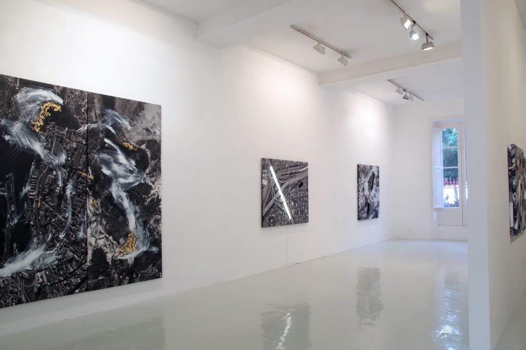 Alberto Borea - Galería Leyendecker - Borders and Highways -01