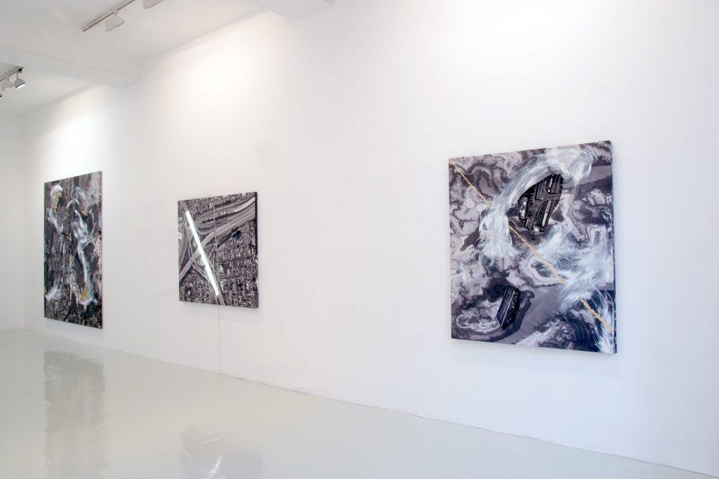 Alberto Borea - Galería Leyendecker - Borders and Highways -13