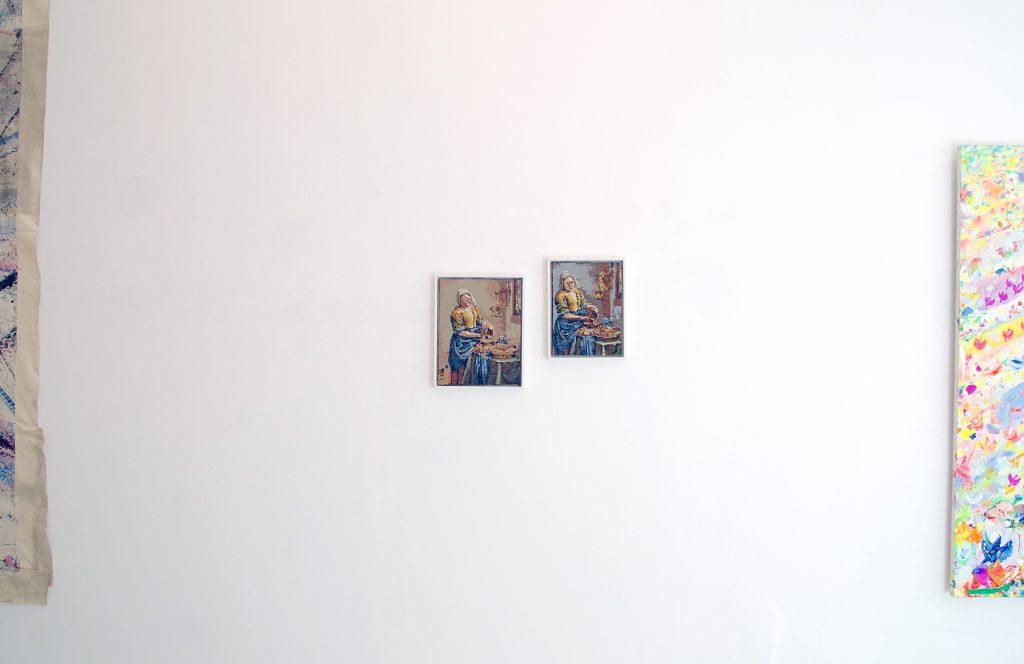 Galería Leyendecker - Group Show Jun 2018 -06