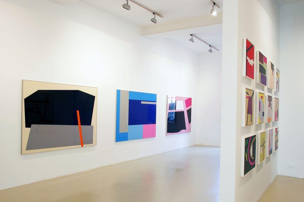 Gerwald Rockenschaub - gallery view 1