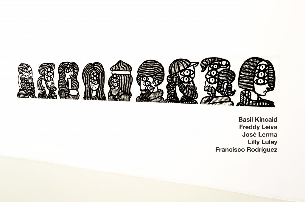 Invitación Expo Abril - Galería Leyendecker