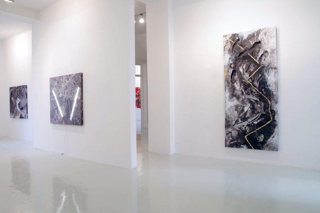 Alberto Borea - Galería Leyendecker - Borders and Highways -06