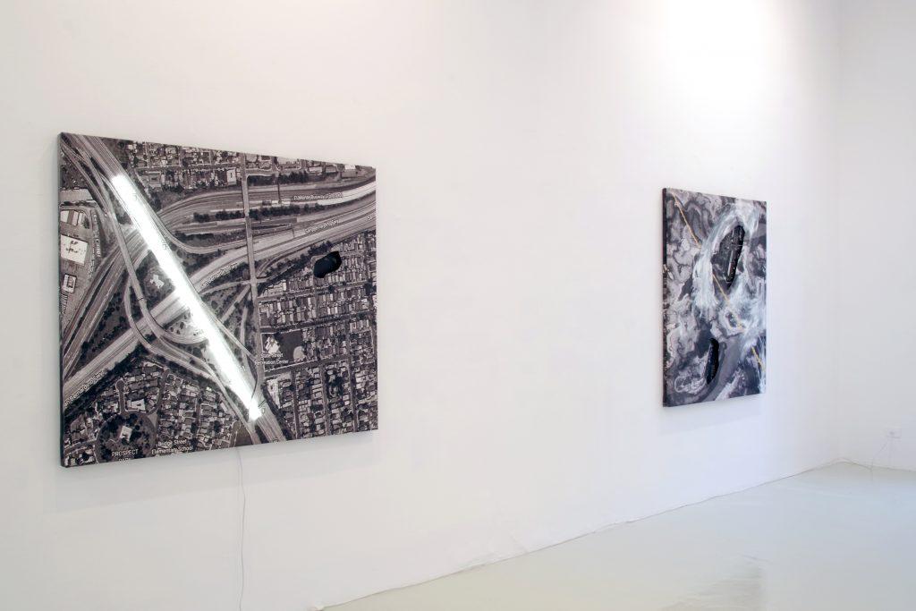 Alberto Borea - Galería Leyendecker - Borders and Highways -09