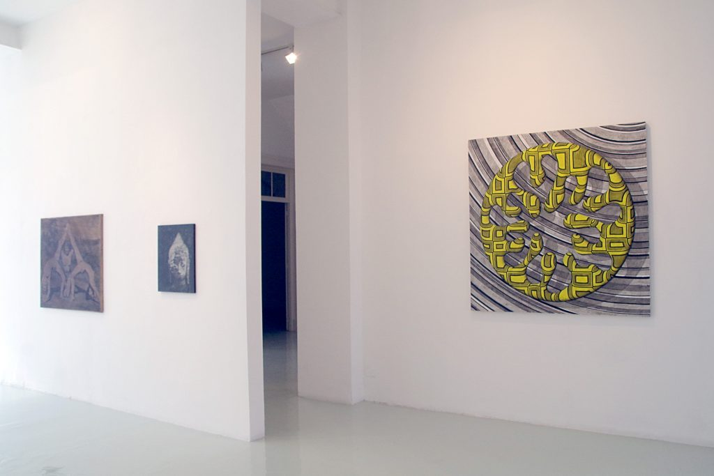 Galería Leyendecker - Group Show Jun 2018 -02
