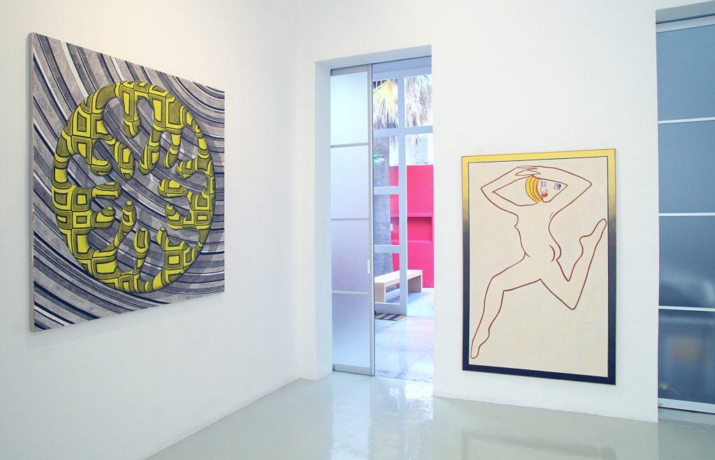Galería Leyendecker - Group Show Jun 2018 -07